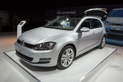 Volkswagen Golf Obraz Stock