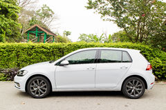 Volkswagen Golf GT 2017 Test Drive Day Stock Photography