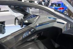 Volkswagen Golf GTE Bawi się pojęcie samochód Obrazy Stock