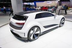 Volkswagen Golf GTE Bawi się Obrazy Stock