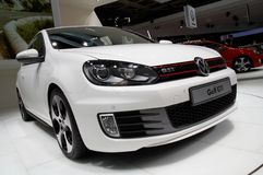Volkswagen-Golf GTI Stockfoto