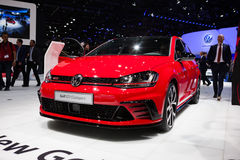 Volkswagen Golf GTI Clubsport Stock Photos