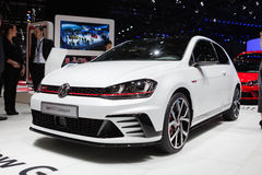 Volkswagen Golf GTI Clubsport Stock Photo