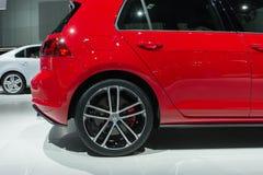 Volkswagen Golf GTI Stock Image