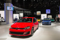 Volkswagen Golf GTI Royalty Free Stock Photos