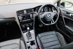 Volkswagen Golf 2014 Stock Photography