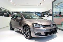 Volkswagen Golf 2014 inskränkt upplaga 2014 Royaltyfria Foton