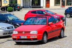 Volkswagen Golf Stock Image