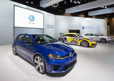 2015 Volkswagen Golf R Obraz Stock
