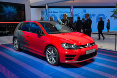 Volkswagen Golf R Touch Royalty Free Stock Photo