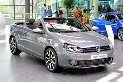 Volkswagen Golf Stock Photo