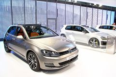 Volkswagen Golf Stock Photos