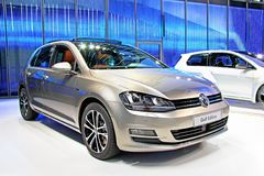 Volkswagen Golf Royalty Free Stock Photo