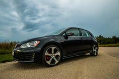 Volkswagen GTI stock photos