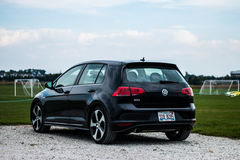 Volkswagen GTI royalty free stock photography