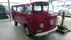 Volkswagen hippy van Stock Photos
