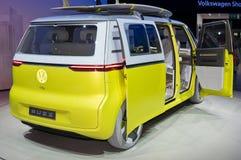Volkswagen I d summen Stockfotos