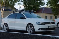 Volkswagen Jetta immagini stock