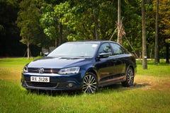 Volkswagen Jetta GT 2014 Royalty-vrije Stock Foto's