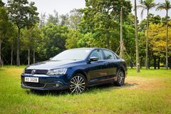 Volkswagen Jetta GT 2014 Stock Photo