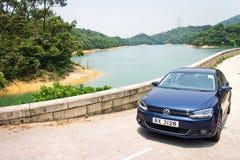 Volkswagen Jetta GT 2014 Stock Images