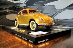 Volkswagen Kaefer Lizenzfreie Stockbilder