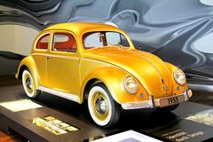 Volkswagen Kaefer Royalty Free Stock Photo