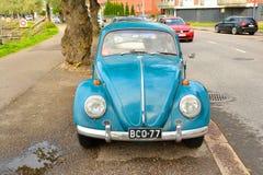 Volkswagen Kafer σε Lappeenranta Στοκ Φωτογραφίες