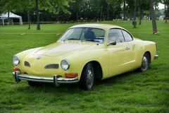 Volkswagen Karmann Ghia Photo libre de droits