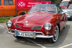 Volkswagen Karmann Ghia Stock Photography