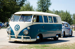 Volkswagen Kombi Στοκ Εικόνες