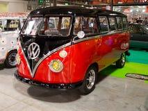 Volkswagen Kombi Milano Autoclassica 2013 Fotografía de archivo