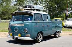 Volkswagen Kombi Stock Photo