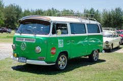 Volkswagen Kombi Royalty Free Stock Photo