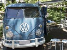 Volkswagen Kombi Type 2 Royalty Free Stock Photo