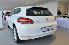 Volkswagen Kuantan, abertura oficial 2012 Fotos de Stock Royalty Free