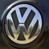 Volkswagen logo Stock Images