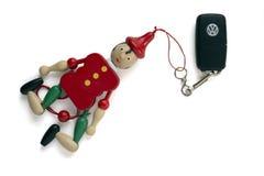 Volkswagen Stock Image