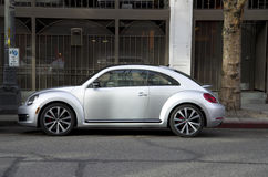Volkswagen mini coupe Stock Images