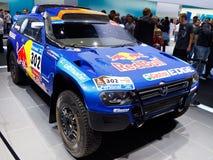 Volkswagen Motorsports Race Touareg Royalty Free Stock Image