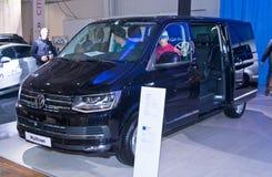 Volkswagen Multivan Foto de Stock Royalty Free