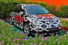Volkswagen new beetle Stock Image