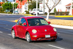 Volkswagen New Beetle Royalty Free Stock Photo