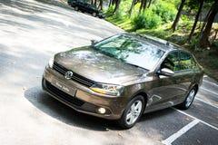 Volkswagen New Jetta Stock Image