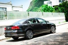 Volkswagen New Passat Stock Image