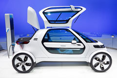Volkswagen Nils Concept Car Royalty Free Stock Photo