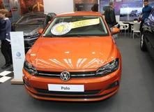 Volkswagen på den Belgrade Car Show Royaltyfria Foton