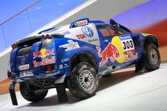 Volkswagen Paris-Dakar Stock Photo