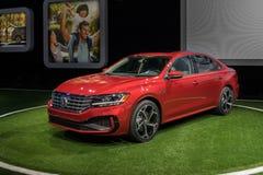 Volkswagen Passat 2020 стоковое фото