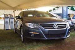 Volkswagen Passat Foto de archivo libre de regalías